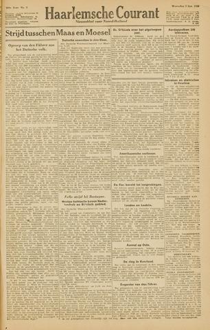 Haarlemsche Courant 1945-01-03