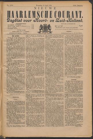 Nieuwe Haarlemsche Courant 1899-04-19