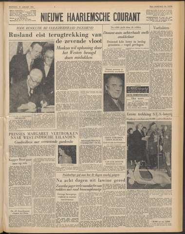 Nieuwe Haarlemsche Courant 1955-01-31