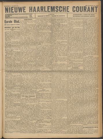 Nieuwe Haarlemsche Courant 1921-03-03