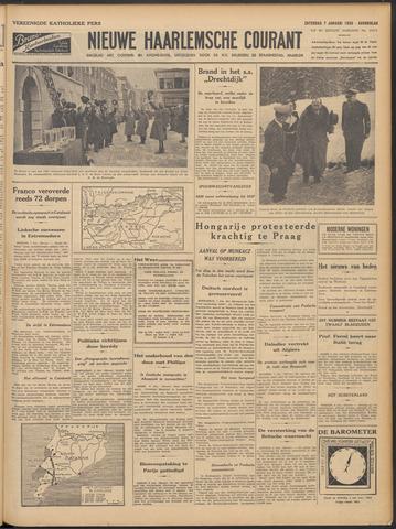 Nieuwe Haarlemsche Courant 1939-01-07
