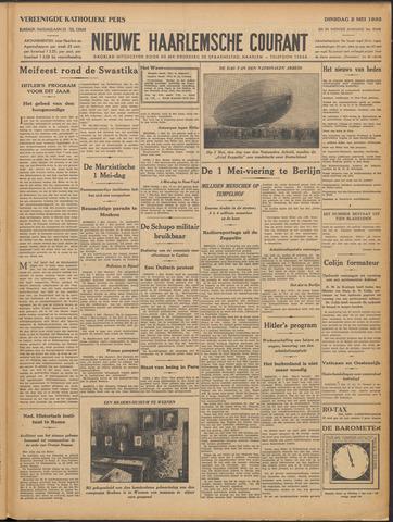 Nieuwe Haarlemsche Courant 1933-05-02