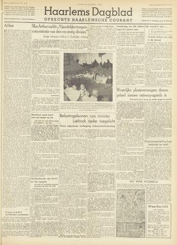 Haarlem's Dagblad 1951-04-03