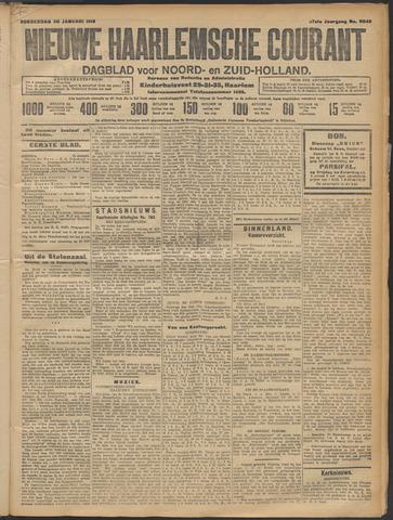 Nieuwe Haarlemsche Courant 1913-01-30