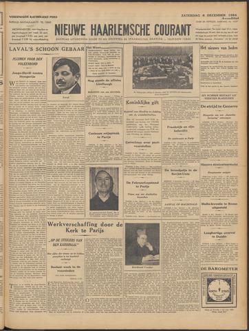 Nieuwe Haarlemsche Courant 1934-12-08