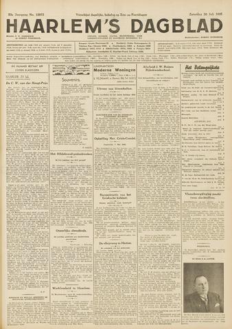 Haarlem's Dagblad 1935-07-20
