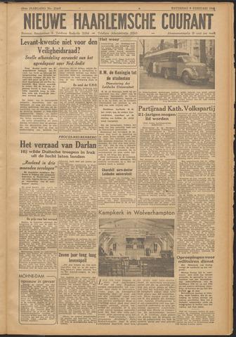 Nieuwe Haarlemsche Courant 1946-02-09