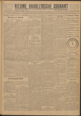 Nieuwe Haarlemsche Courant 1927-01-17