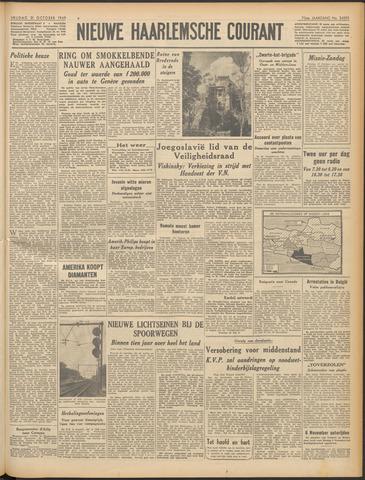 Nieuwe Haarlemsche Courant 1949-10-21