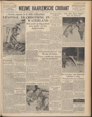 Nieuwe Haarlemsche Courant 1955-03-09