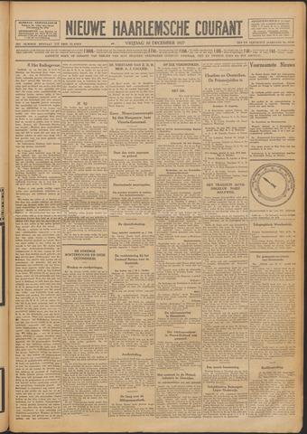 Nieuwe Haarlemsche Courant 1927-12-30