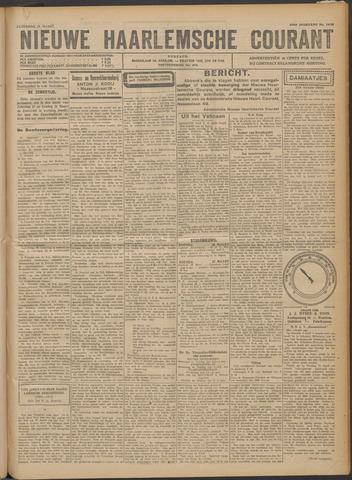 Nieuwe Haarlemsche Courant 1922-03-25