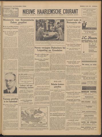 Nieuwe Haarlemsche Courant 1940-05-08