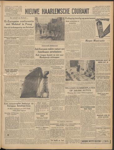 Nieuwe Haarlemsche Courant 1950-10-21