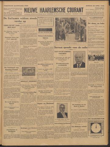 Nieuwe Haarlemsche Courant 1936-04-26