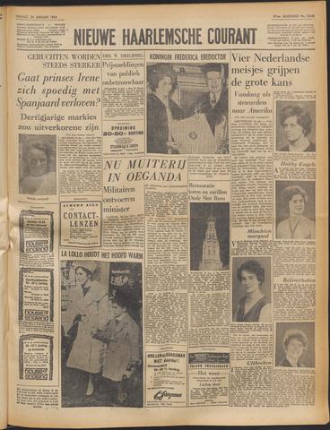 Nieuwe Haarlemsche Courant 1964-01-24