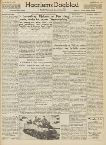 Haarlem's Dagblad 1950-04-03