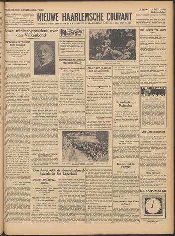 Nieuwe Haarlemsche Courant 1936-05-19