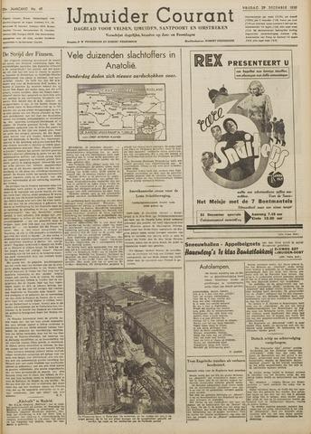 IJmuider Courant 1939-12-29