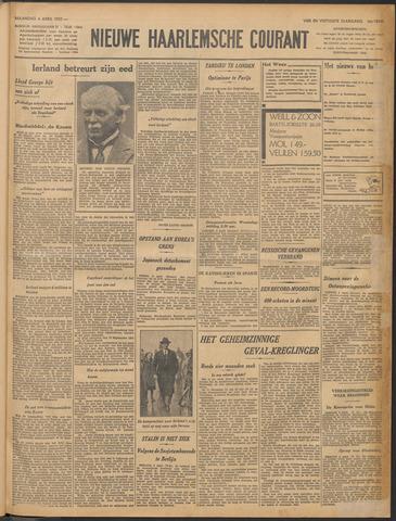 Nieuwe Haarlemsche Courant 1932-04-04