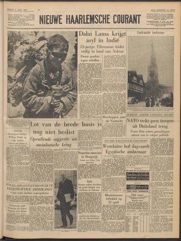 Nieuwe Haarlemsche Courant 1959-04-03