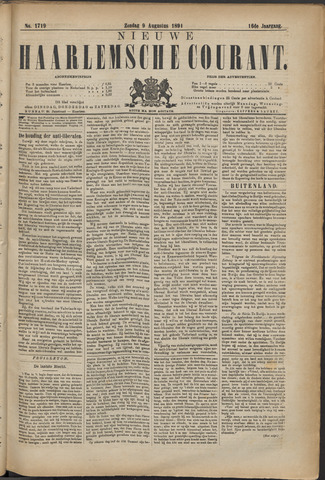 Nieuwe Haarlemsche Courant 1891-08-09