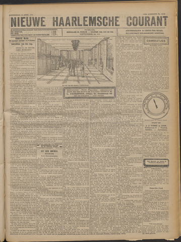 Nieuwe Haarlemsche Courant 1922-04-13