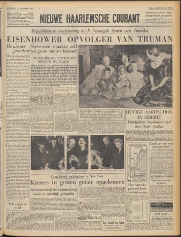 Nieuwe Haarlemsche Courant 1952-11-05