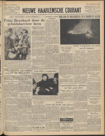 Nieuwe Haarlemsche Courant 1954-03-15