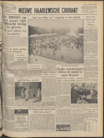 Nieuwe Haarlemsche Courant 1956-07-21