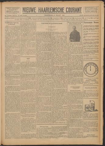 Nieuwe Haarlemsche Courant 1928-03-21