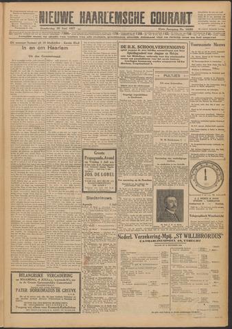Nieuwe Haarlemsche Courant 1927-06-30
