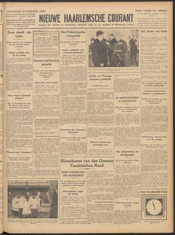 Nieuwe Haarlemsche Courant 1938-10-07