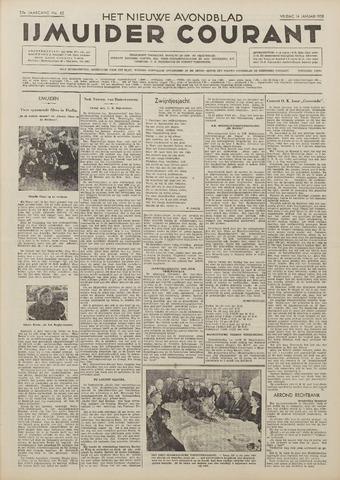 IJmuider Courant 1938-01-14