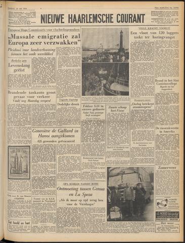 Nieuwe Haarlemsche Courant 1954-05-25