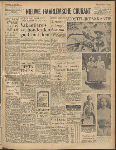 Nieuwe Haarlemsche Courant 1964-07-27