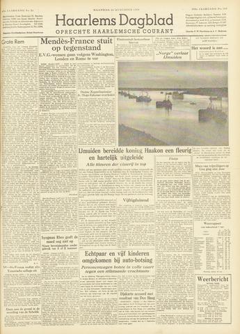 Haarlem's Dagblad 1954-08-16