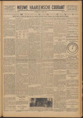 Nieuwe Haarlemsche Courant 1931-05-26