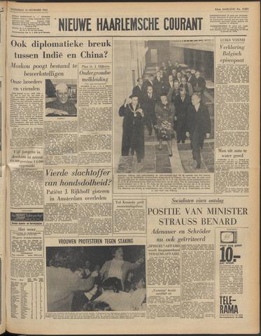 Nieuwe Haarlemsche Courant 1962-11-14