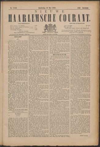 Nieuwe Haarlemsche Courant 1887-05-19