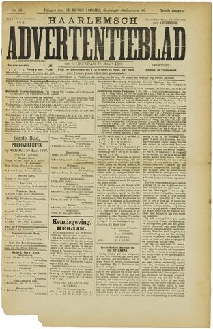 Haarlemsch Advertentieblad 1888-03-28