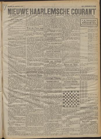 Nieuwe Haarlemsche Courant 1920-01-30