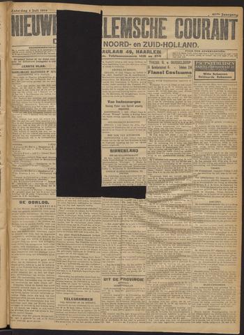 Nieuwe Haarlemsche Courant 1916-07-01