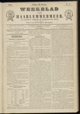 Weekblad van Haarlemmermeer 1881-01-28