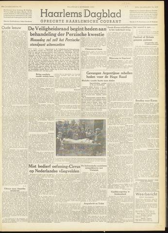 Haarlem's Dagblad 1951-10-01