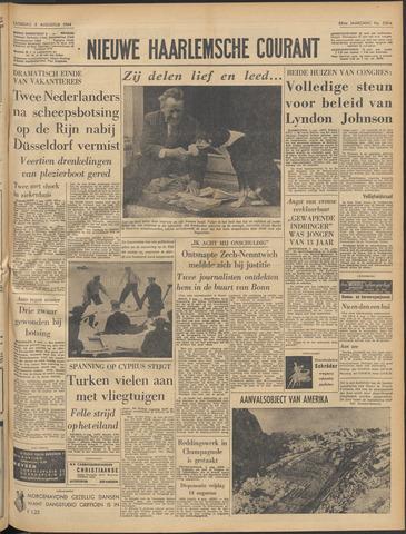 Nieuwe Haarlemsche Courant 1964-08-08