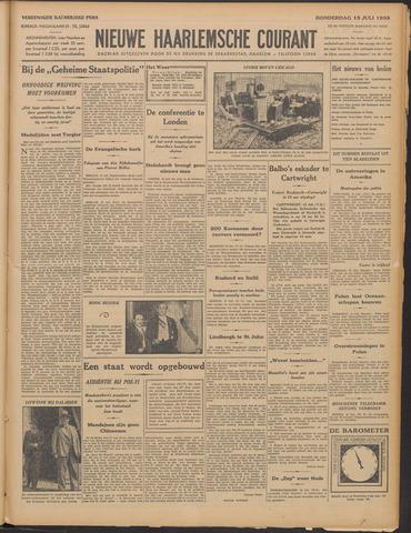 Nieuwe Haarlemsche Courant 1933-07-13