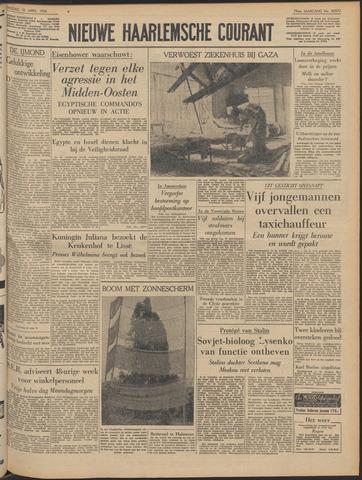 Nieuwe Haarlemsche Courant 1956-04-10
