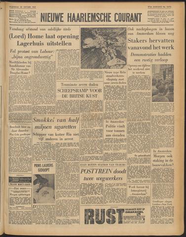 Nieuwe Haarlemsche Courant 1963-10-23
