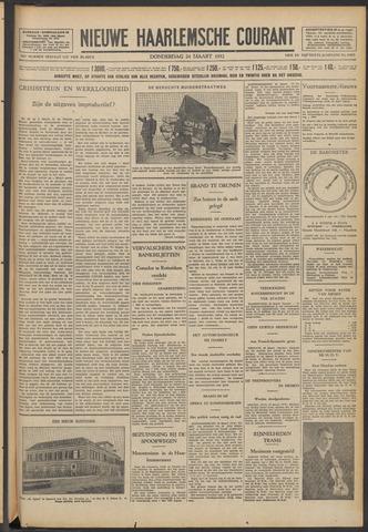 Nieuwe Haarlemsche Courant 1932-03-24